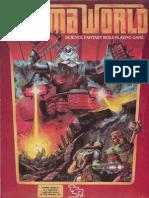 TSR - - Gamma World Box Set (TSR 1983) [Searchable,Hi Quality] (2nd Edition)