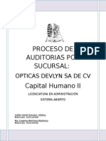 Auditoria Opticas Devlyn Practico