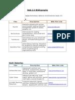web 2 0 bibliography torrance jones