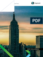 Cognizant Analytics for Banking & Financial Services Firms