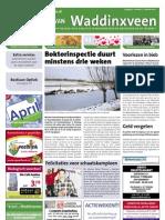 De Krant van Waddinxveen, 5 februari 2010