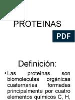 PROTEINAS unac - 2015.ppt