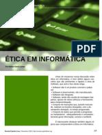 Ética de Informática
