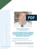 Entrevista Con Miguel Botella López