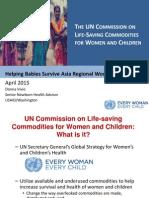 Donna Vivio USAID