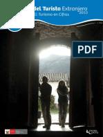PerfIl Turista Extranjero 2013