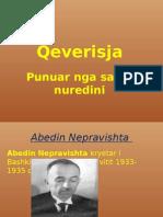 Qeverisja