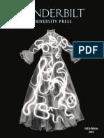 Vanderbilt University Press Fall/Winter 2015 Catalog