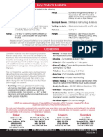 Corrosion Materials Brochure