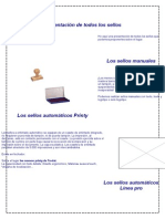 sellos administrativos