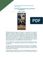 Pablo Sender Escribe Sobre Maestros Ascendidos vs Mahatmas St
