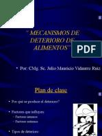 2 Clase Deterioro