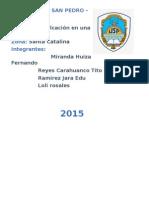 Universidad San Pedro