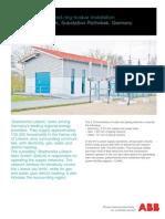 ABB DEABB1470en Project Report Rothebek