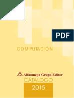 Catalogo Alfa y Omega 2015
