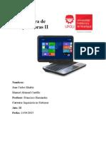 Guia de Arquitectura de Computadoras II
