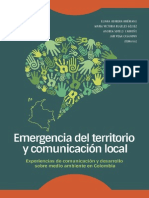 Emergencia Del Territorio y Comunicación Local