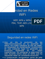 Seguridad en Redes WiFi Para Instructor