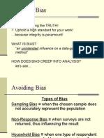 u2d5 2 5 avoiding bias