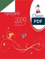 Recetario Chango 2009