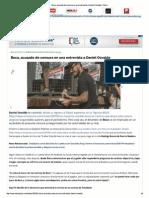 Boca, Acusado de Censura...a Daniel Osvaldo _ Boca