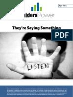 Insiders Power April 2015