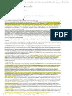 Conceitos, Princípios, Tipos de Licitação, Fase de Habilitação Do Processo Licitatório Interpretados Pela Doutrina Pátria - Administrativo - Âmbito Jurídico