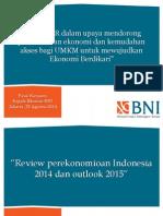 Presentasi Bpk.ryan Kiryanto IBEX2014