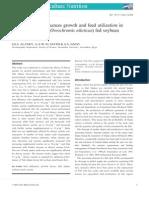 Aquaculture Nutrition Volume issue 2015 [doi 10.1111_anu.12266] Al-Feky, S.S.A.; El-Sayed, A.-F.M.; Ezzat, A.A. -- Dietary taurine enhances growth and feed utilization in larval Nile tilapia ( Oreoc.pdf