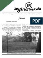 La Fueyina Verde - Número 4 - Agosto 2014