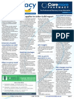 Pharmacy Daily for Fri 01 May 2015 - SDA applies to order Guild report, GSK