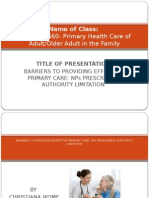 nursing 660 -  presentation