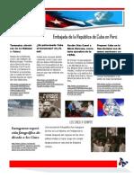 Boletín Cuba de Verdad Nº 74-2015