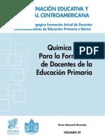 Volumen 29 - Química Básica para la Formación de Docentes de la Educación Primaria.pdf