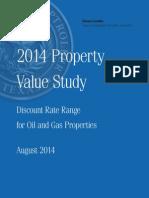 2014 Property Value Study