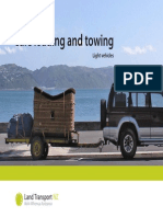 guidelines for trailer towing