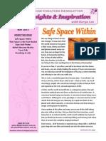 Keryn Lee Newsletter - May 2015