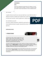 Ejemplos de Buenos Emprendedores