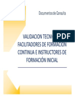 Perfil Del Facilitador Instructor