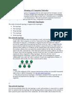 Network Topologies - Copy