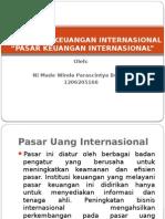 Manajemen Keuangan Internasional Ppt