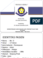 Case Report Prurigo Lida