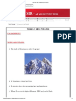 KALYAN SIR_ WORLD MOUNTAINS.pdf