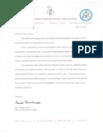 bernhardt letter of rec