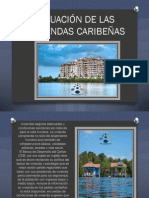 Situación de las viviendas caribeñas