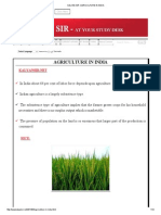 KALYAN SIR_ AGRICULTURE IN INDIA.pdf