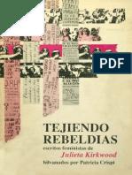 Tejiendo Rebeldías - Julieta Kirkwood