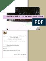 Observacion y Analisis de La Practica Escolar. Guia de Observación
