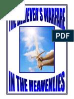 CREYENTES Believers Warfare Heavenlies