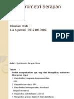 06121010007_Lia Agustini SAP 6 (Spektrometri Serapan Atom)